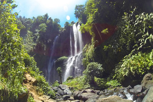 Sekumpul Waterfall is the most beautiful waterfall in Bali. It is located at Sekumpul Village, just 2 kilometers from Lemukih Waterfall or 3 hours from Ngurah Rai International Airport. To see Seku...