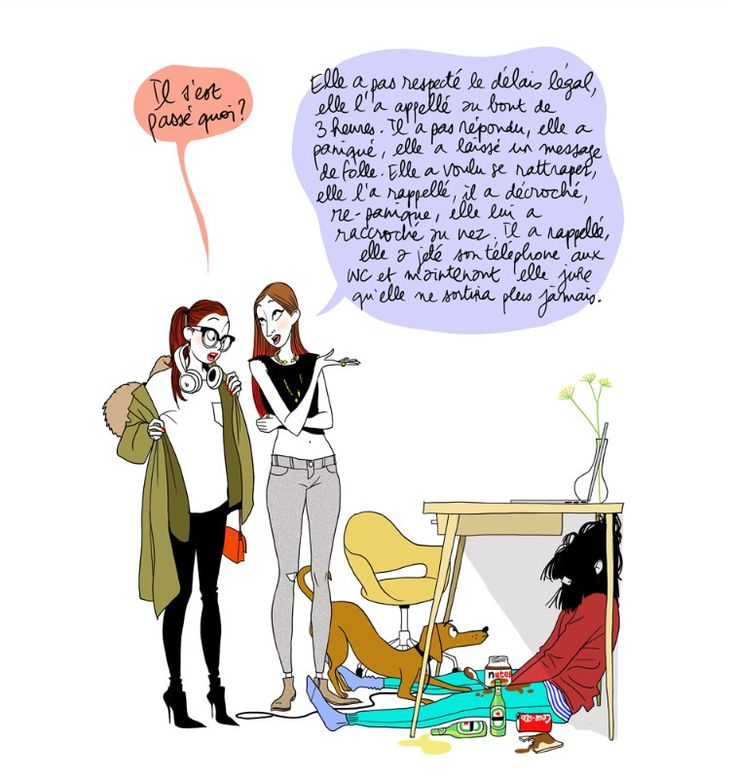 illustration margaux motin connasse 4.jpg - Margaux MOTIN | Virginie