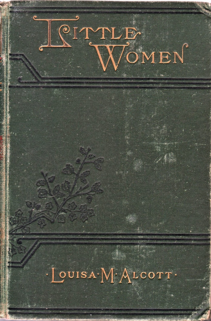 Little Women- I must have read it 10 times, followed by the sequels: Little Men, Jo's Boys and Under the Lilacs