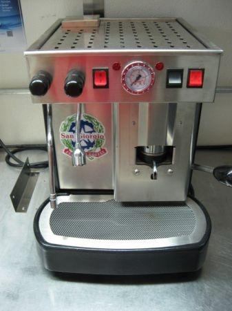 La Piccola Cecilia 1 Quot Classic Quot Professional Coffee Pod