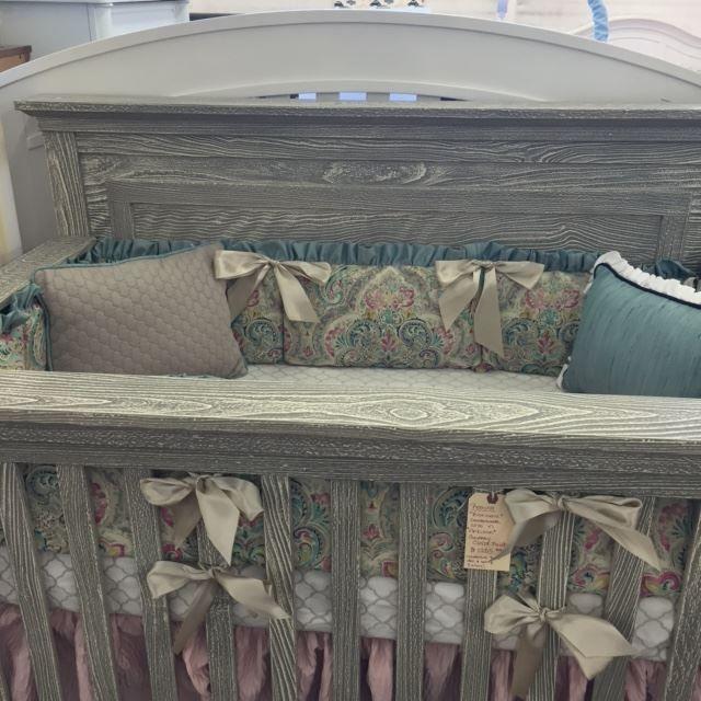 240 Best Grey Crib Bedding Images On Pinterest