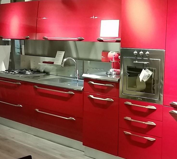Cucina Scavolini Flux Giugiaro (in promozione per rinnovo mostra a soli 8.890,00 euro)...