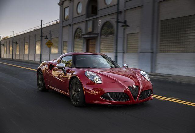 Alfa Romeo car - nice image