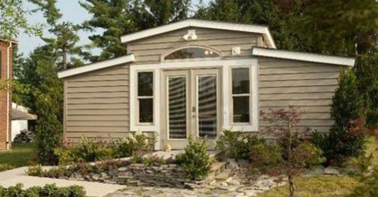 The 25 Best Granny Pod Ideas On Pinterest Tiny Cottages