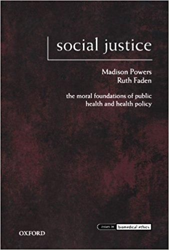 Social Justice Issues in Biomedical Ethics