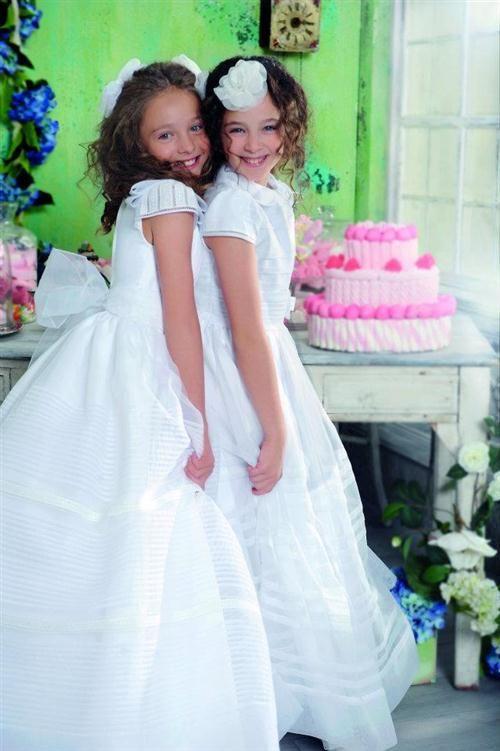 Vestidos de comunión para niñas de El Corte Inglés