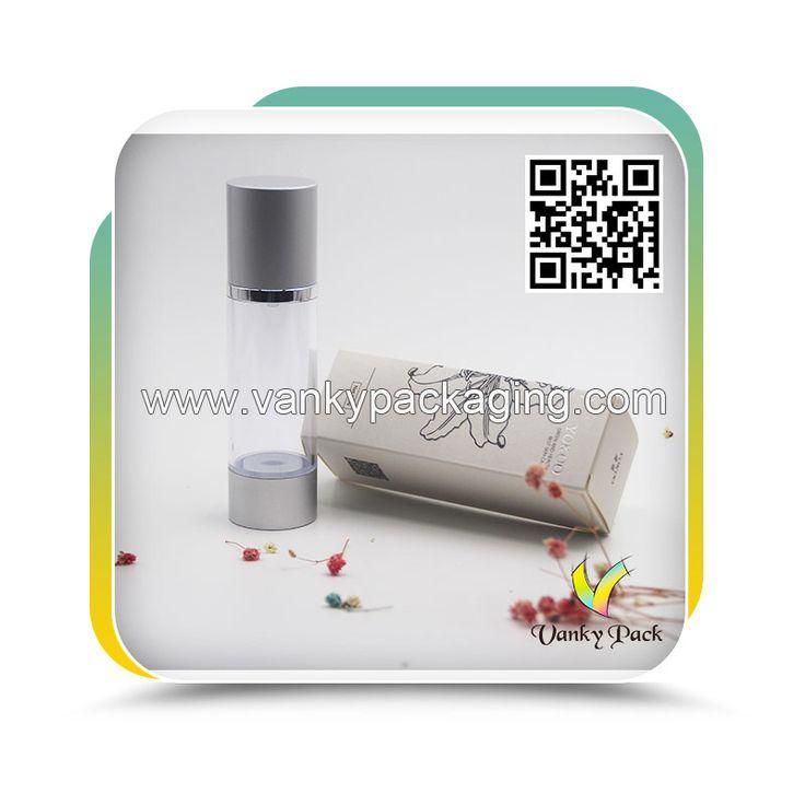 Wholesale Cosmetic Set Glass Serum Airless Bottle Cream Jar