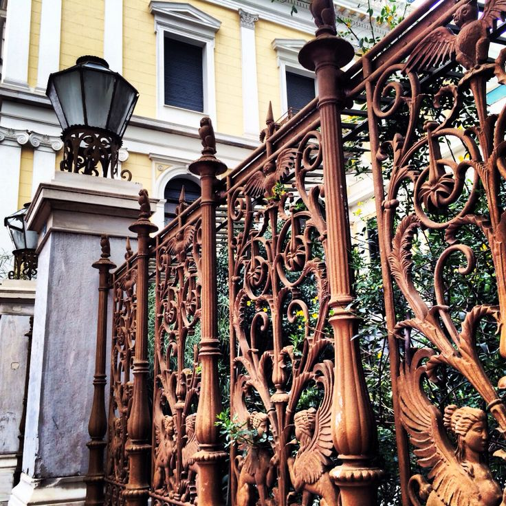 Athens, detail