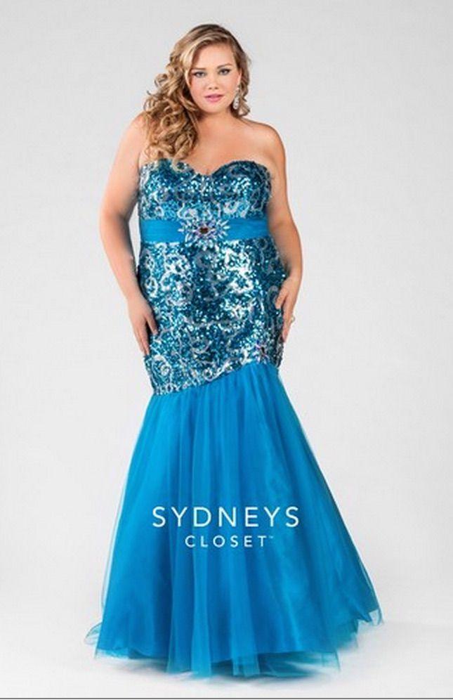 104 best Plus size Prom Dresses images on Pinterest