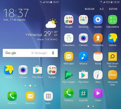 Galaxy S6[ROM][G920 F/I/K][G925 link][XXU5DQA8][04.02.2017] – Platinum ROM V7.0 – [DEODEXED] | Rom-Firmware Dünyası
