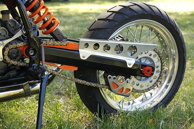2001 KTM 520 EXC-R – Ol' Keithy