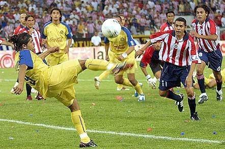 Clausura 2004: Guadalajara vs. América