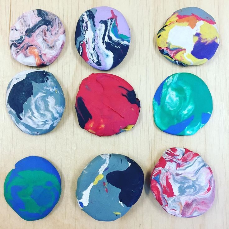 "25 Likes, 1 Comments - Laura King (@kindergartenteachertired) on Instagram: ""Play dough planets 🌏 #fdk #fulldaykindergarten #playbased #playbasedlearning…"""