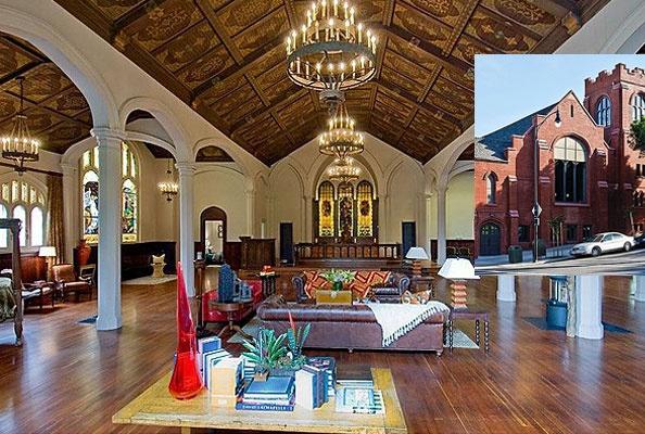 Old church 601 dolores st san francisco california for 3 case di storia in california