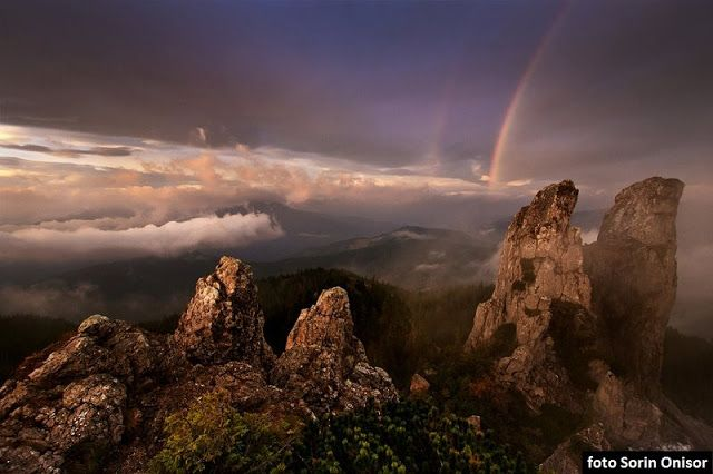 Muntii Rarau Top Locuri din Romania