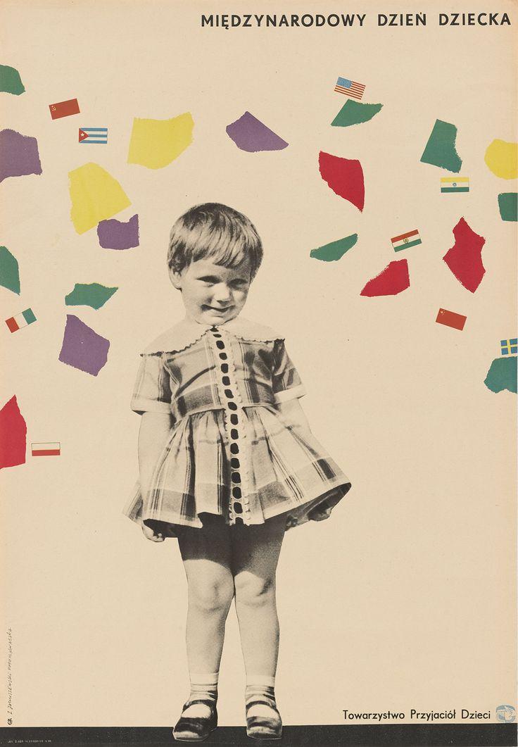 International Children's Day (c. 1960) Zenon Januszewski