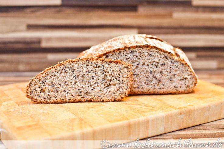 So langsam habe ich ja doch schon einige Brot- und Brötchenrezepte hier auf dem Blog und immer öfter gibt es auch mal Rezepte mit Vorteig, Brühstück und Co. Heute aber habe ich etwas ganz einfaches für Euch. Einmal kneten, gehen … Weiterlesen →