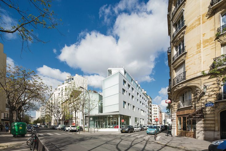 Gallery of Patronage Laique & Social Housing / LAPS Architecture + MAB Arquitectura - 6