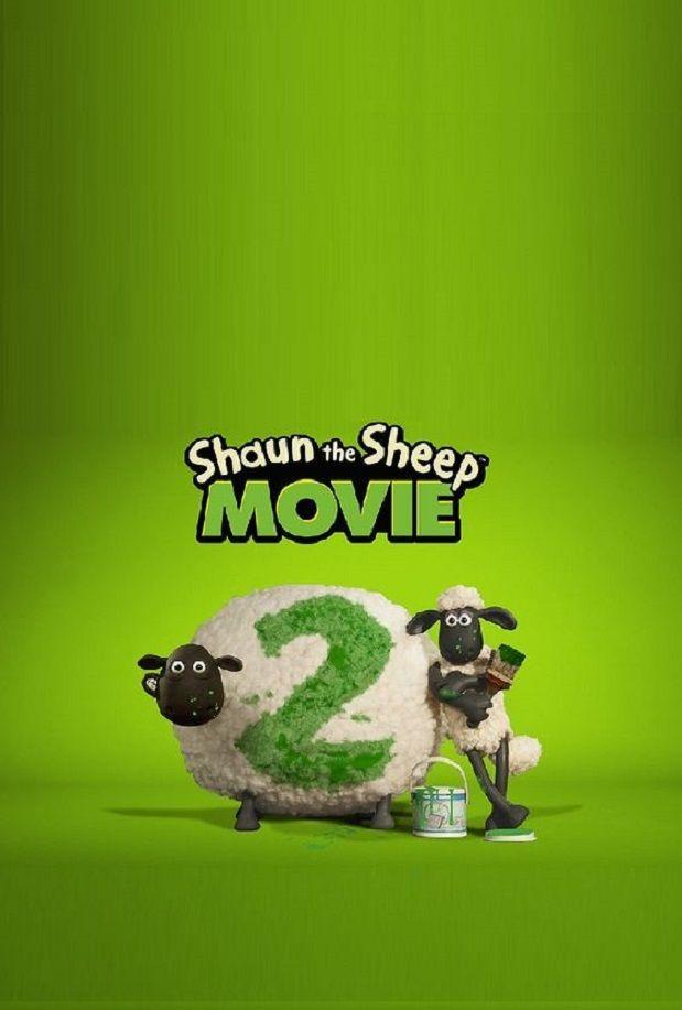 A Shaun The Sheep Movie Farmageddon A Ovelha Chone A Quinta