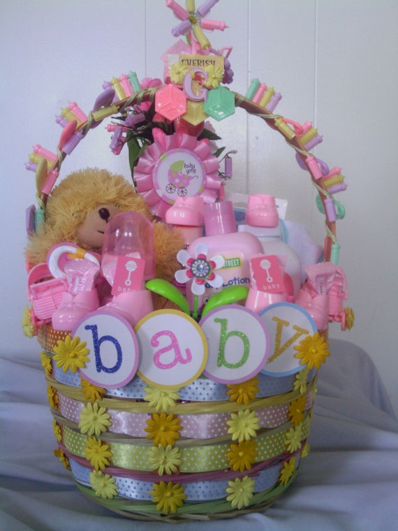 Best Baby Gift Basket Ideas : Best images about baby toddler shower ideas