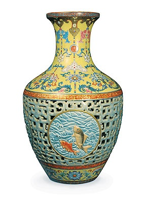 Chinese vase that sold for $68,000,000.