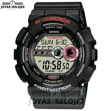 ⬆️✅ Casio Hombre G-Shock Watch, Negro ✅⬆️ Fantástico Modelo de la Colección de Relojes Casio PRECIO 76 € En exclusiva en  https://www.joyasyrelojesonline.es/producto/casio-hombre-g-shock-watch-negro/  ¡¡No los dejes Escapar!!