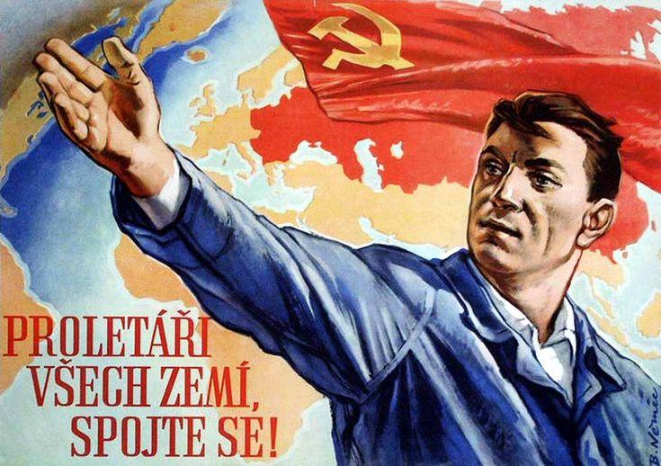 Proletari Vsech Zemi Spojte Se!