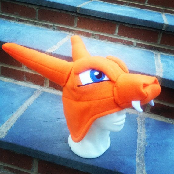 Pokemon fleece hat by KurtabraHats on Etsy