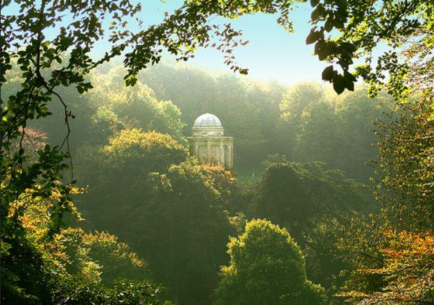 Stourhead Gardens, UK