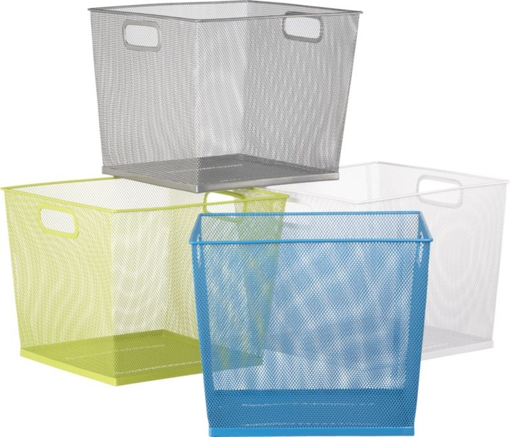 The 103 best Bins and Baskets for Organizing images on Pinterest ...