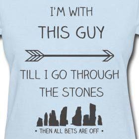 I so so so want this tee shirt ............