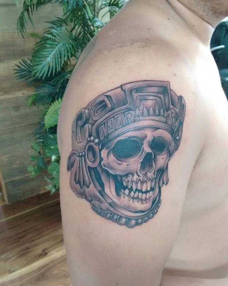Cypres hill, skull Tattoo, calaveras