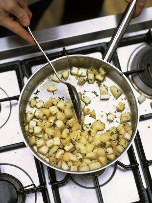 Celeriac Mash | Vegetables Recipes | Jamie Oliver Recipes