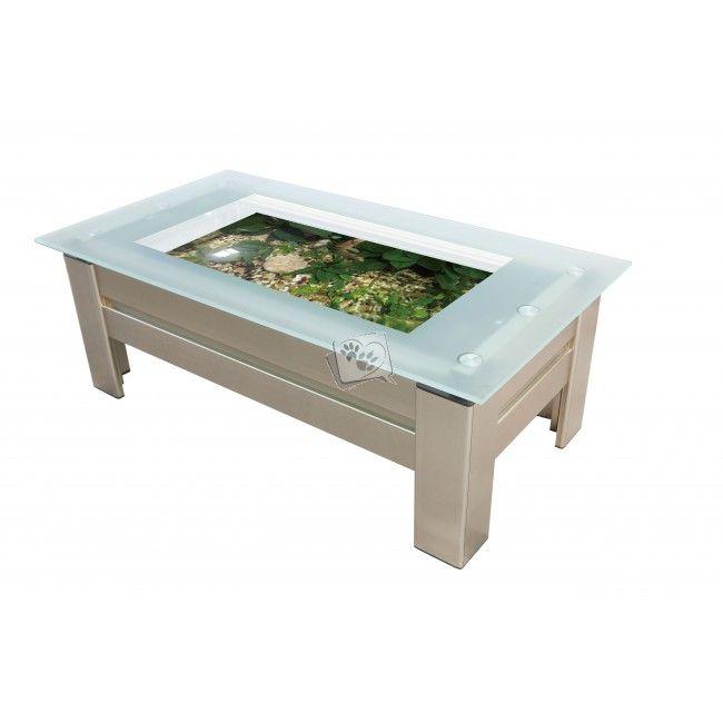 25 best ideas about table basse aquarium sur pinterest - Fabriquer aquarium table basse ...