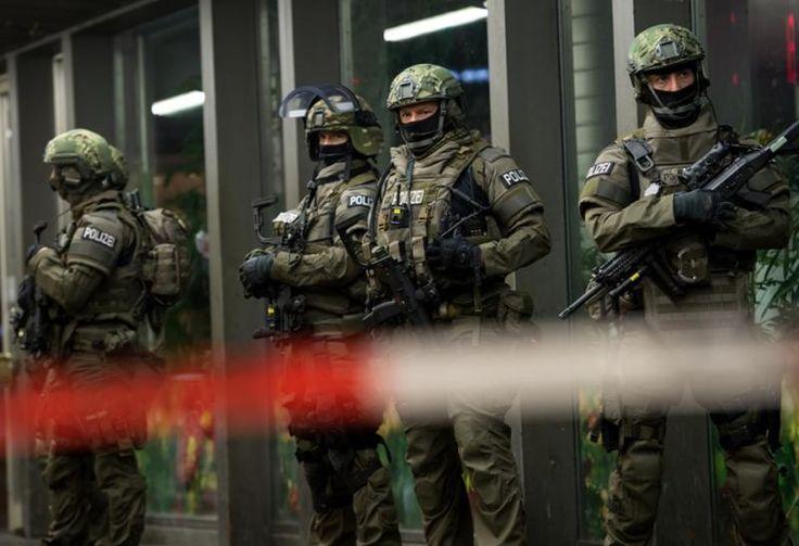 Εκκένωση δύο σταθμών τρένων στο Μόναχο μετά από στοιχεία για επίθεση από το Ισλαμικό Κράτος