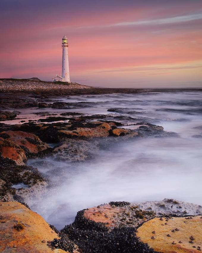 Slangkop Light house, South Africa , from Iryna