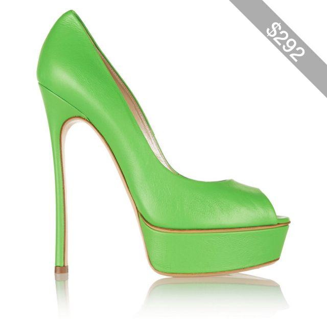 Casadei Leather pumps. Chaussure SandaleSandalesEscarpins ...