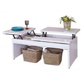 mesas de centro baratas mesas auxiliares modernas y elevables
