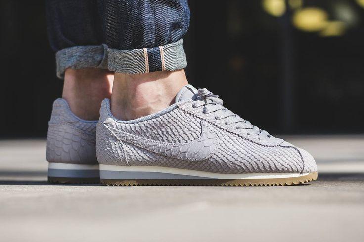 Nike Classic Cortez Wolf Grey