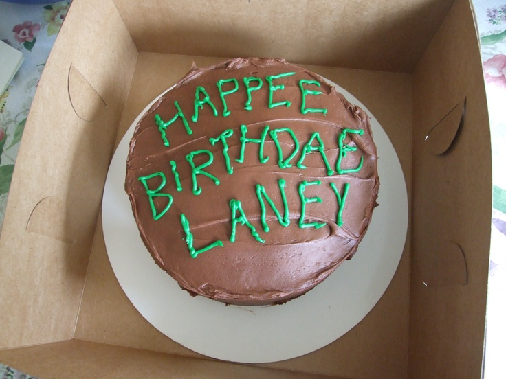 Delaneys 11th birthday hagrid cake hagrid cake best