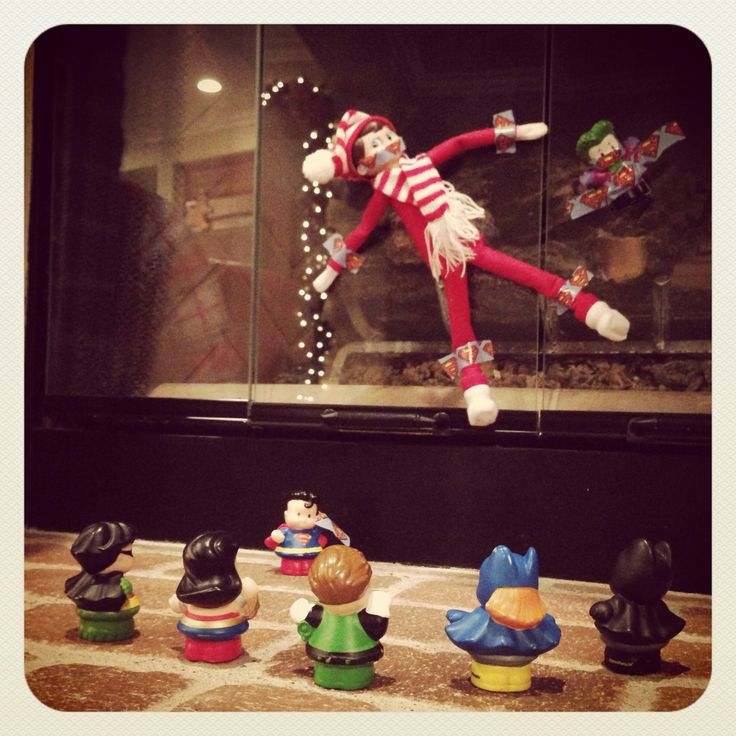... Traditions- Elf/Shelf | Pinterest | Superhero, Elves and Shelves