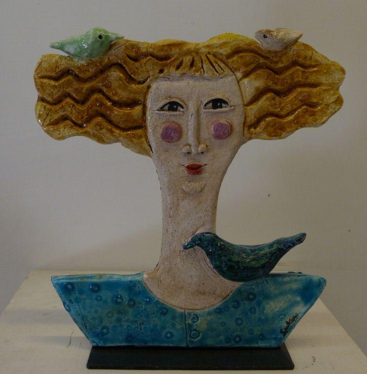 oltre 25 fantastiche idee su sculture in ceramica su