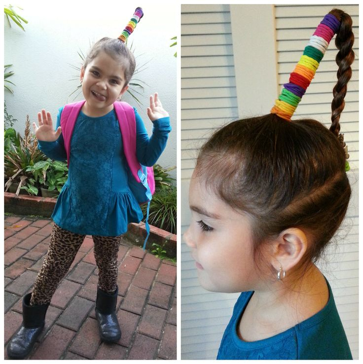 Wacky Hair Day! | Work-Wacky Wednesday Ideas | Pinterest ...
