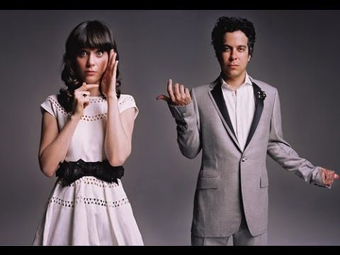 She & Him - You Really Got a Hold On Me MTV Canada - YouTube