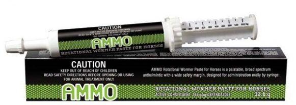 Ammo Rotational Wormer: $10!