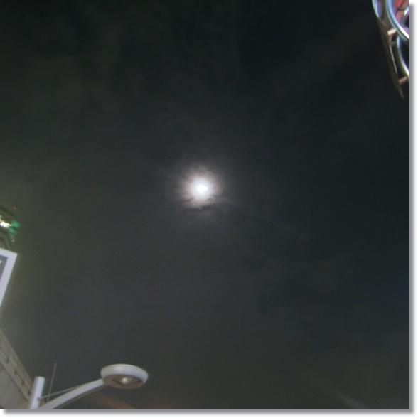 moon @Bangkok