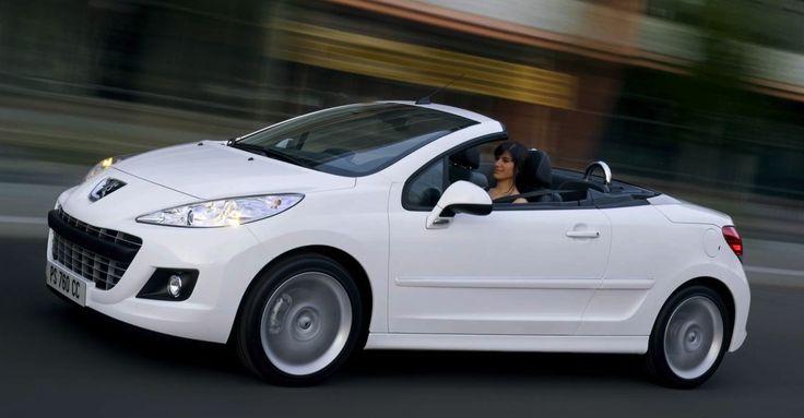 Peugeot 207 CC photo 13