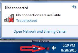 Come fare a risolvere il problema della crocetta rossa sul simbolo Wifi Se hai da alcuni giorni rilevato sul tuo PC un'icona con crocetta rossa posizionata accanto al simbolo del Wifi, devi sapere che il problema è dovuto al fatto che non sei connesso ad una rete Wi-Fi o #wifi #crocettarossa #wireless
