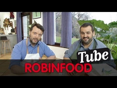 ROBINFOOD / Masa madre de centeno + Pan 100% centeno - YouTube