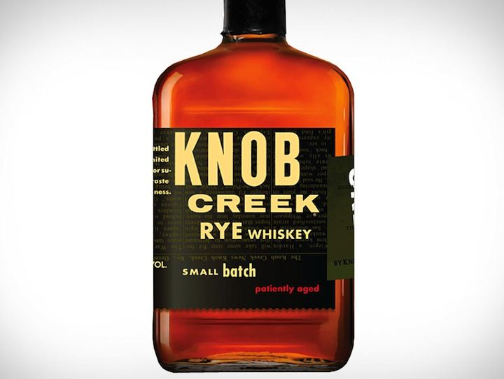 Hi there. Where have you been all my life? Mind if I lean in for a kiss...? Knob Creek RYE Whiskey!